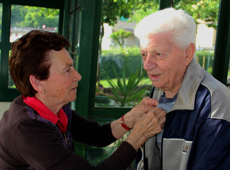 Sono i piccoli gesti che contano. 60 anni insieme di stefaniareds22