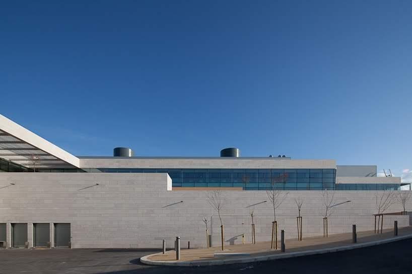 Champalimaud, el Centro de lo desconocido por Charles Correa Associates