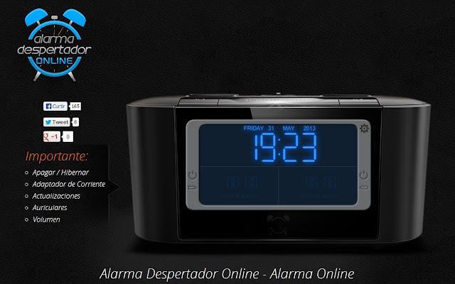 844d746cd465 Alarma Despertador Online