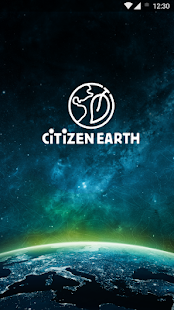 Citizen Earth App: miniatura de captura de pantalla