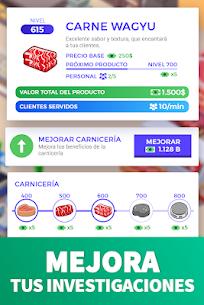 Idle Supermarket Tycoon - Magnate de supermercados