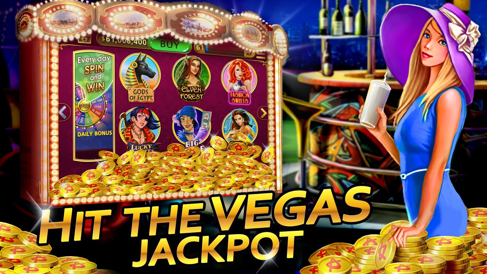 Free Vegas Casino - Slot Machines- screenshot