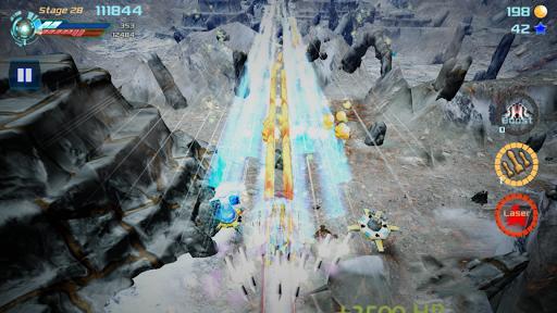 Galaxy Airforce War apkmr screenshots 5