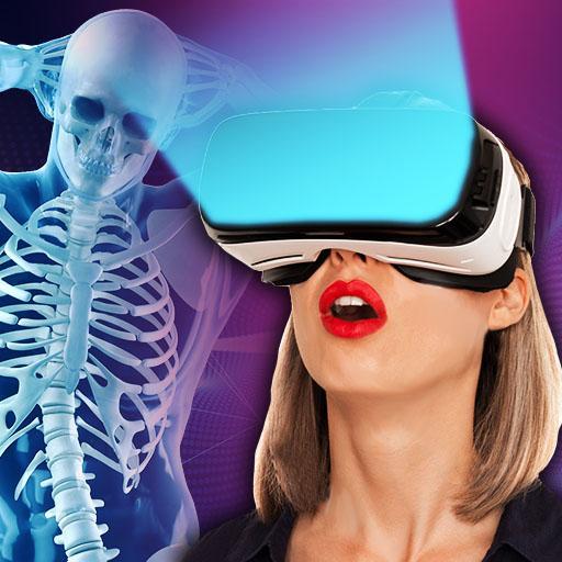 XRay Helmet VR Joke