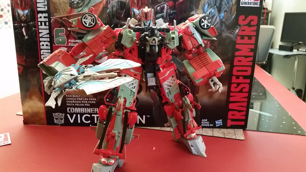Victorion, combined