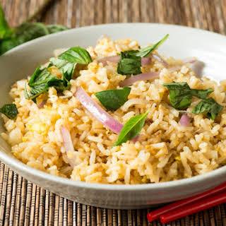 Andrea Nyguen's Pho Fried Rice.