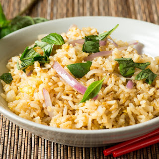 Andrea Nyguen's Pho Fried Rice.