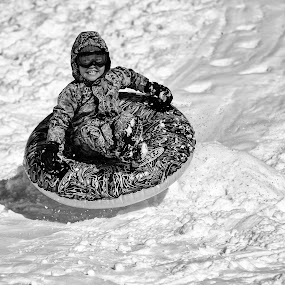 To be a kid again  by Chad Weisser - Sports & Fitness Snow Sports ( lic, pwcwintersports, long island city, snow, new york, blizard )