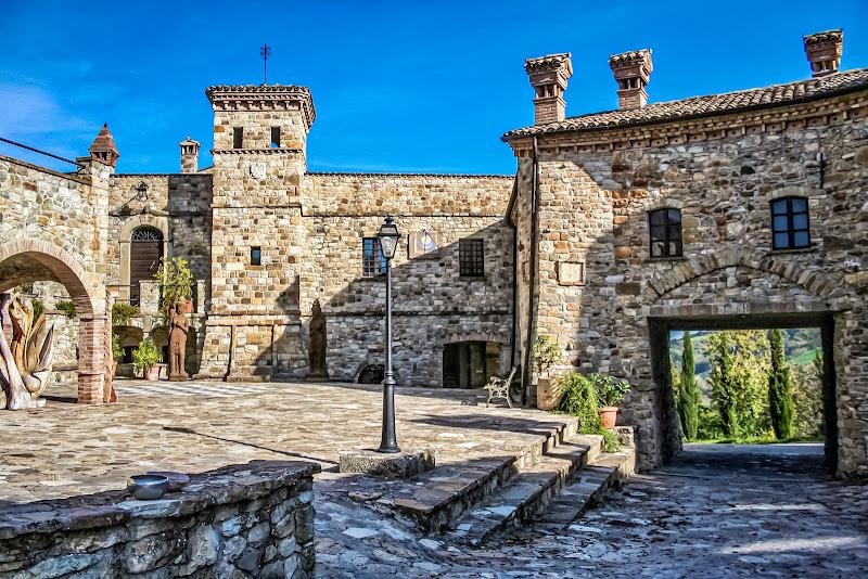 Antico borgo di Votigno di Canossa di Capirizzo