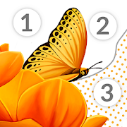 April Coloring: Free Oil Paint by Number for Adult Mod APK Free Download