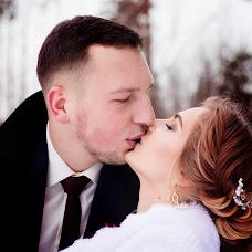 Wedding photographer Viktoriya Mashkova (levika). Photo of 05.02.2018