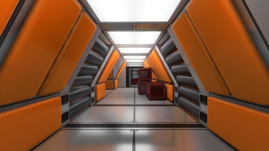 ALONE IN SPACE: ESCAPE Screenshot