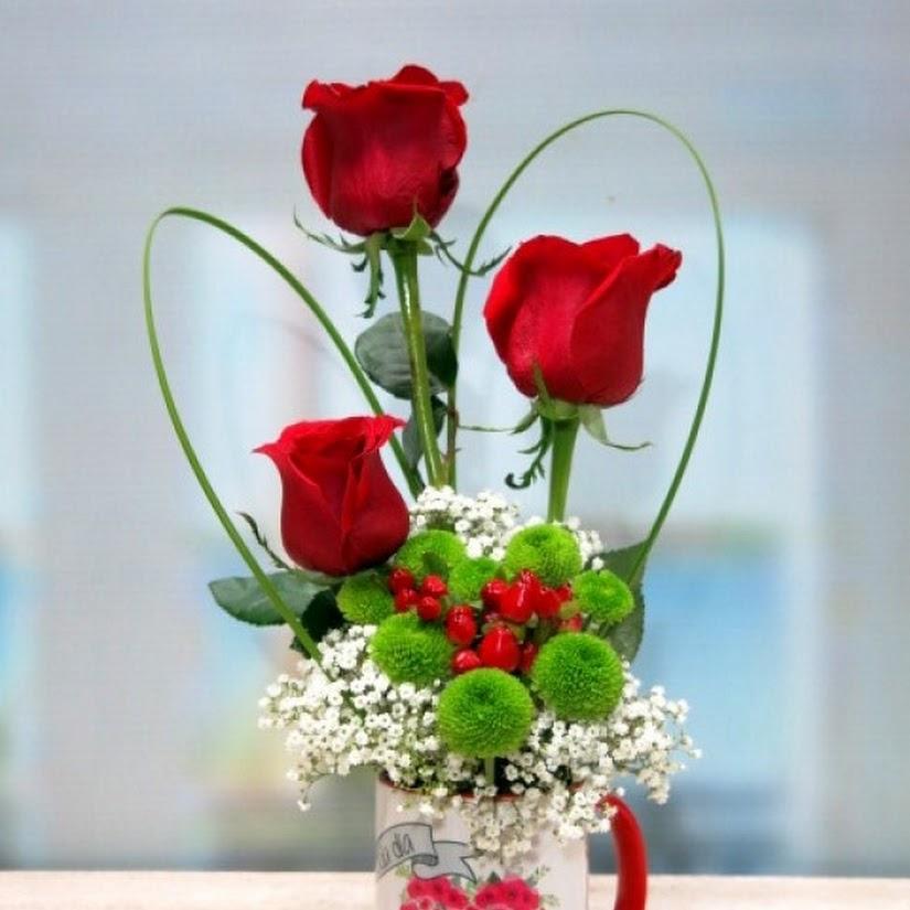 Ideas de flores para el Día de San Valentín