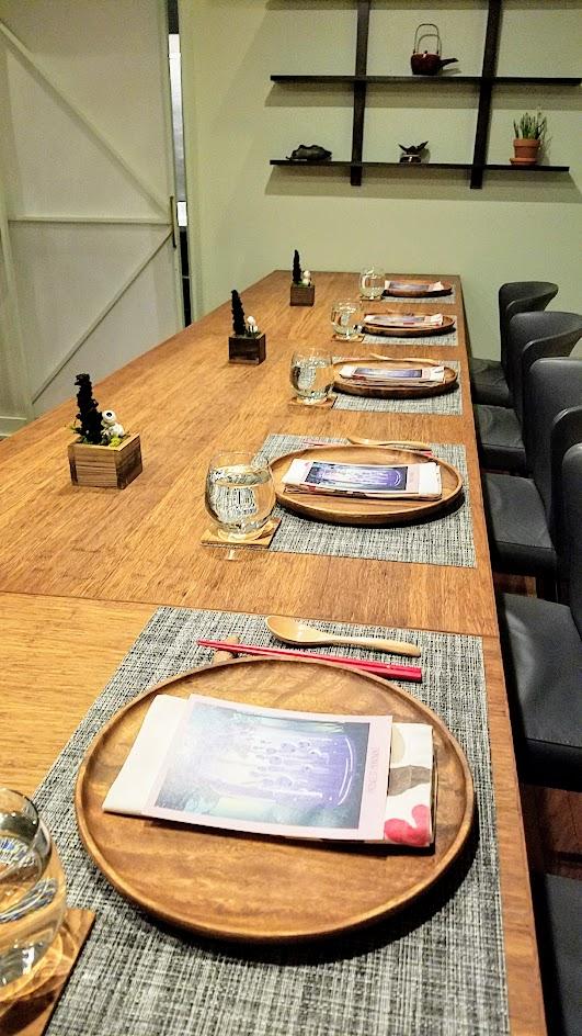 Nodoguro Princess Mononoke Sousaku dinner place setting