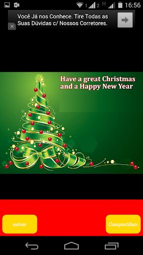 Messages Christmas screenshot 2