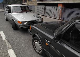 Photo: Duel de Flat Nose en Andorre