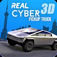 Cyber PickUp Truck 3D