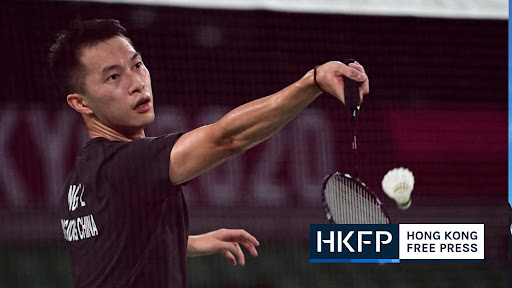 Hong Kong Olympic badminton player speaks up after black jersey 'strongly condemned' by pro-Beijing politician