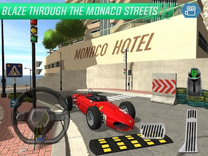 Sports Car Test Driver: Monaco- screenshot thumbnail