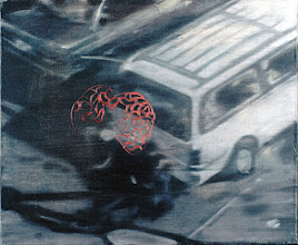 Photo: Untitled (IMAGE) 1997 30 x 36 in oil on canvas