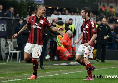 L'AC Milan laisse passer sa dernière chance d'être européen
