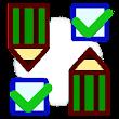 Progress homework list icon