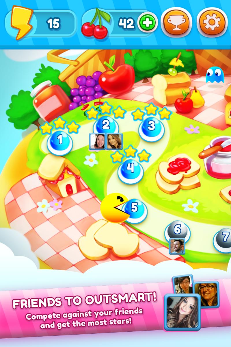 PAC-MAN Bounce screenshot #9