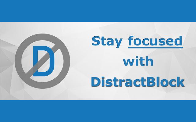 DistractBlock