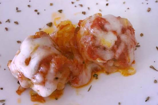 Slow Cooker Spanish Manchego Pork Meatballs Recipe