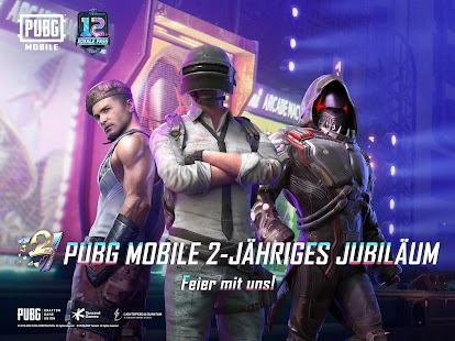 PUBG MOBILE 2. Jubiläum Screenshot