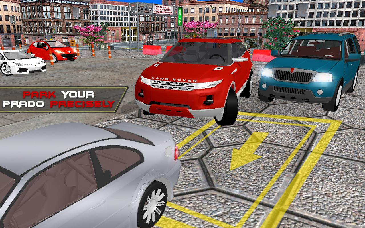 Pardo parking adventure game for android