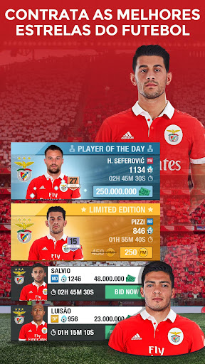 SL Benfica Fantasy Manager '18  screenshots 3