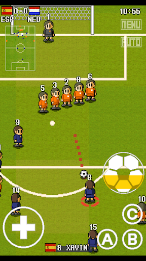 PORTABLE SOCCER DX Lite 3.5 screenshots 4