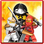 Puzzles for lego Ninjago