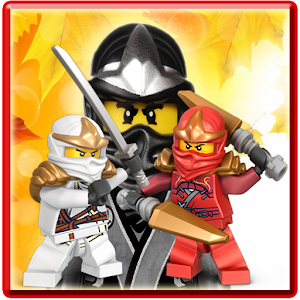 Puzzles for lego Ninjago for PC and MAC
