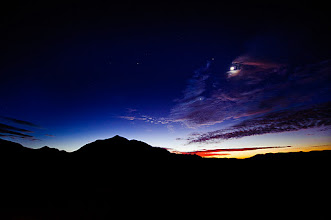 Photo: Death Valley Morning Twilight