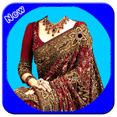 Women Bridal Saree Suit New