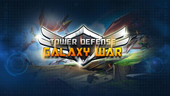 Galaxy War Tower Defense- screenshot thumbnail