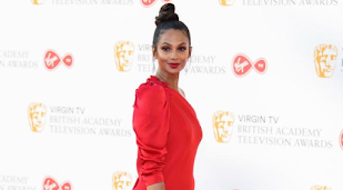 Alesha Dixon talks fashion with Amanda Holden