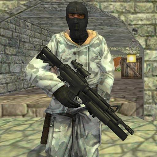 Counter Terrorist Robot Shooter