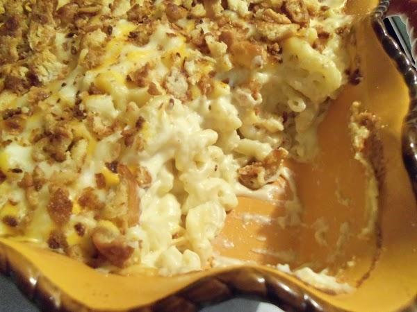 Easy Creamy Mac And Cheese Recipe