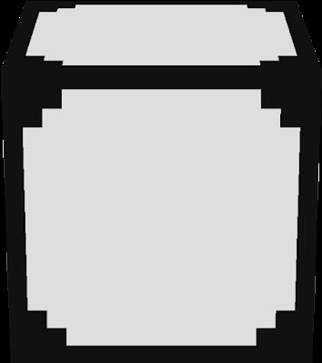 vitsvart