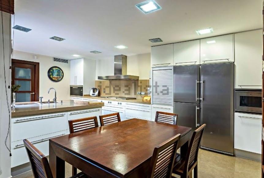 La cocina. Foto de idealista.