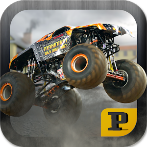 Monster Truck City Parking for PC and MAC