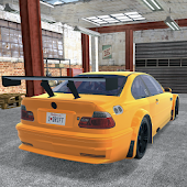 M3 Drift Simulator Android APK Download Free By Afewanimation