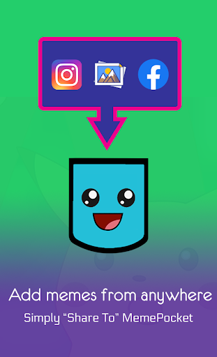 MemePocket - Meme Gallery, Generator Editor (Beta) screenshot 2