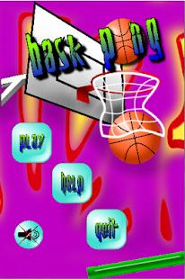 bask pong - náhled