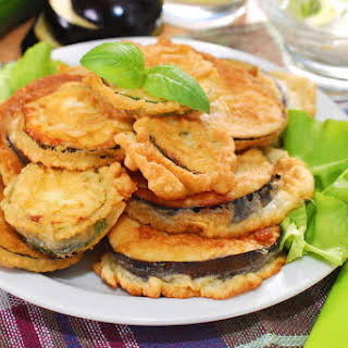 Greek Eggplant Side Dish Recipes.