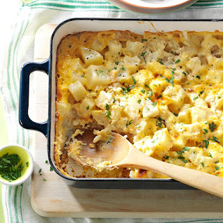 Favorite Cheesy Potatoes.