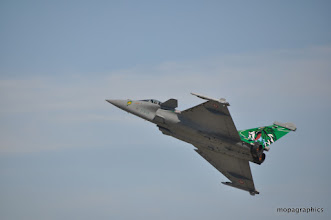"""Photo: """"Un bel avion est un avion qui vole bien"""" le Rafale en est l'exemple .."""